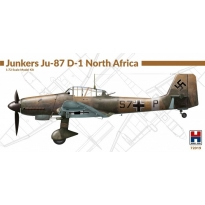 Hobby 2000 72019 Junkers Ju 87 D-1 North Africa - Limited Edition (1:72)