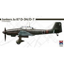 Hobby 2000 72020 Junkers Ju 87 D-3N/D-7 - Limited Edition (1:72)
