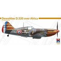 Hobby 2000 72026 Dewoitine D.520 over Africa - Limited Edition (1:72)
