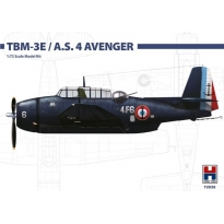 Hobby 2000 72036 TBM-3E/A.S.Mk.IV Avenger - Limited Edition (1:72)
