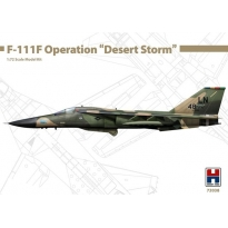Hobby 2000 72038 F-111F Operation Desert Storm - Limited Edition (1:72)