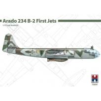 Hobby 2000 72039 Arado 234 B-2 First Jets  - Limited Edition (1:72)