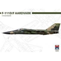 Hobby 2000 72044 F-111D/F Aardvark - Limited Edition (1:72)