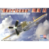 "Hurricane"" Mk II Easy Assembly (1:72)"