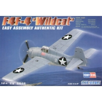 """F4F-4 """"Wildcat"""" Easy Assembly (1:72)"""
