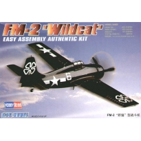 """FM-2 """"Wildcat"""" Easy Assembly (1:72)"""