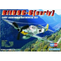 Bf109G-6(early) Easy Assembly (1:72)