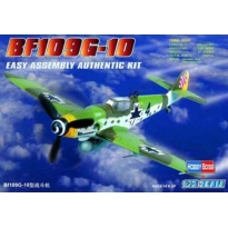 BF109G-10 Easy Assembly (1:72)