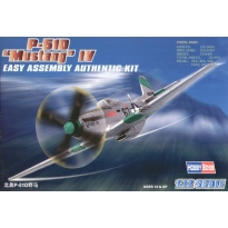 """P-51D """"Mustang"""" IV Easy Assembly (1:72)"""