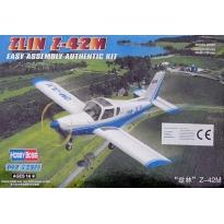 Zlin Z-42M Easy Assembly (1:72)