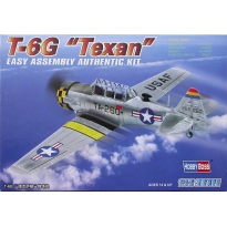 """T-6G """"Texan"""" Easy Assembly (1:72)"""