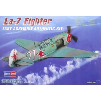 La-7 Fighter Easy Assembly (1:72)