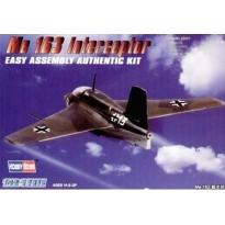 Me 163 Interceptor Easy Assembly (1:72)