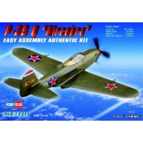 "P-39 Q ""Aircobra"" Easy Assembly (1:72)"
