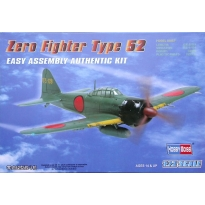 Zero Fighter Type 52 Easy Assembly (1:72)