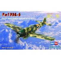 Fw190A-6 Easy Assembly (1:72)