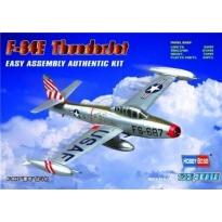 F-84E Thunderjet Easy Assembly (1:72)
