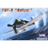 """F6F-3 """"Hellcat"""" Easy Assembly (1:72)"""