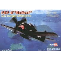 """F6F-5 """"Hellcat"""" Easy Assembly (1:72)"""