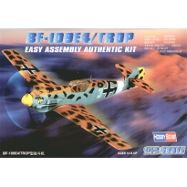 Bf-109E4/Trop Easy Assembly (1:72)