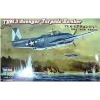 TBM-3 Avenger Torpedo Bomber (1:48)