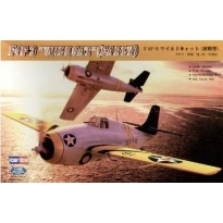 F4F-3 Wildcat (Early) (1:48)