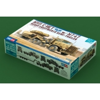 M911 C-HET w/m747 Heavy Equipment Semi-Trailer (1:35)