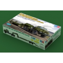 Russian KrAZ-260B Tractor with MAZ/ChMZAP-5247G semitrailer (1:35)