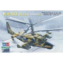 Ka-50 Black Shark Attack Helicopter (1:72)