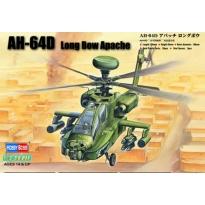 AH-64D Apache Longbow (1:72)