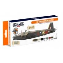 ORANGE LINE – RAF Bomber Command paint set (8 x 17 ml.)
