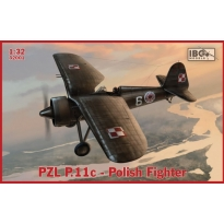 IBG 32001 PZL.P.11C - Polish Fighter (1:32)