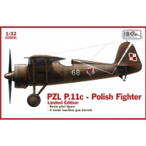 IBG 32003L PZL.P.11C - Polish Fighter - Limited Edition (1:32)