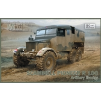 Scammell Pioneer R100 Artillery Tractor (1:35)