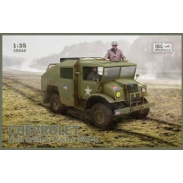 Chevrolet Field Artillery Tractor (FAT-4) (1:35)