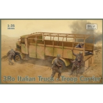 3Ro Italian Truck - Troop Carrier (1:35)