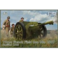 IBG 35056 75mm French Field Gun Mle 1897 – Modified 1938 (1:35)