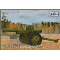 IBG 35058 Ml1897 75mm Field Gun (1:35)
