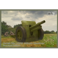 IBG 35060 Polish Wz. 14/19 100mm Howitzer - Motorized Artillery (1:35)