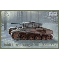 Toldi II a Hungarian Light Tank (1:72)