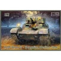 41M Turan II – Hugarian Medium Tank (1:72)