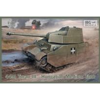 44M Turan III – Hungarian Medium Tank (1:72)