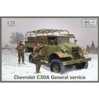 Chevrolet C30A General Service (1:72)