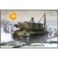 Bergepanzer III (Easy Assembly Kit) (1:72)