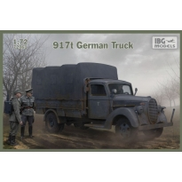 917t German Truck (1:72)