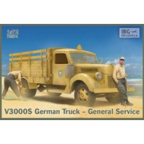IBG 72071 V3000 S German Truck - General service (1:72)