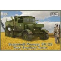 Scammell Pioneer SV/2S Heavy Breakdown Tractor (1:72)