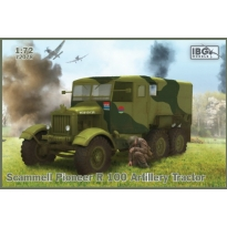 Scammell Pioneer R 100 Artillery Tractor (1:72)