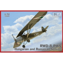 RWD-8 Hungarian and Romanian service (1:72)