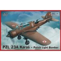 PZL.23A Karaś - Polish Light Bomber (NOWE FORMY) (1:72)